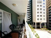 Large corner sunny terrace