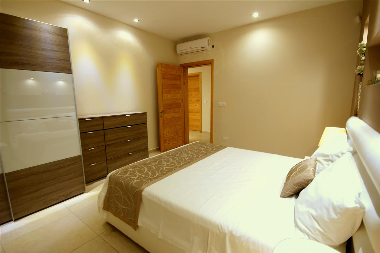 Second very spacious double bedroom